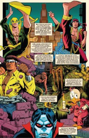 Marvel años 70