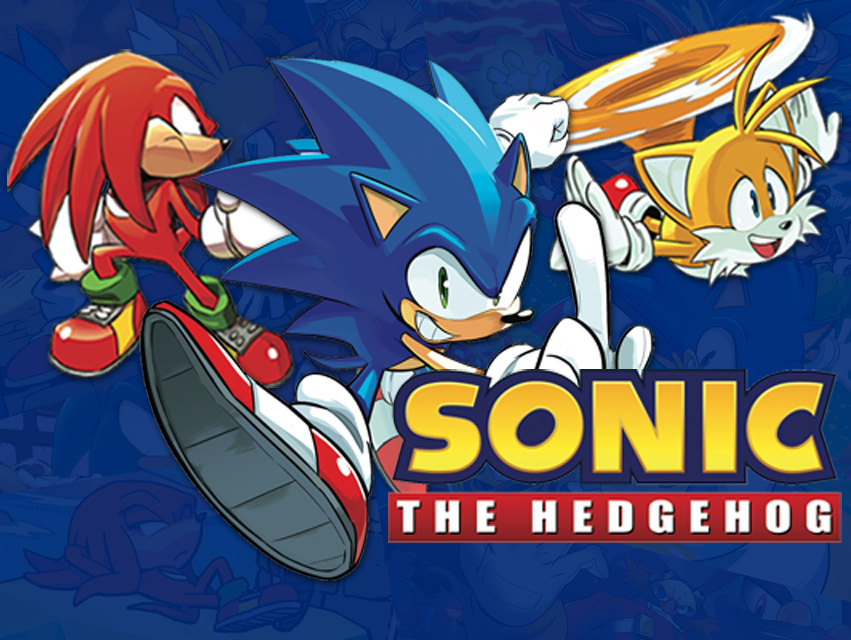 Sonic the Hedgehog IDW