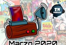 ZNPodcast #72 - Reseñotrón marzo 2020