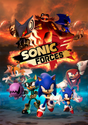Portada de Sonic Forces