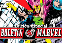 Boletín Marvel 26