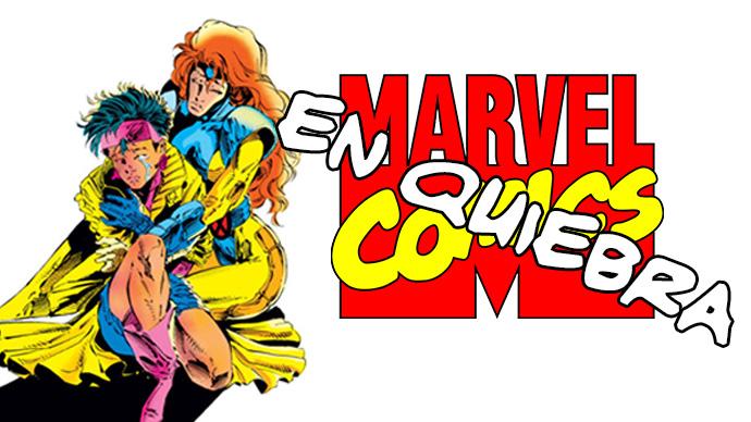 Marvel Comics en quiebra