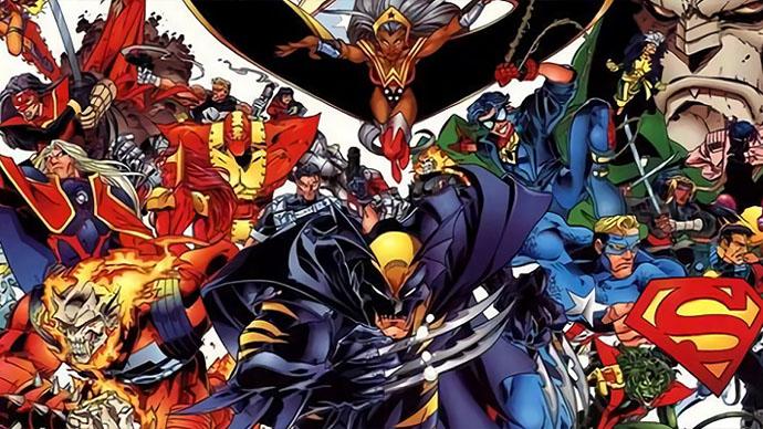 Amalgam Comics