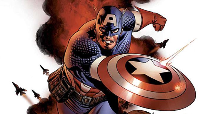 Capitán América Brubaker Epting