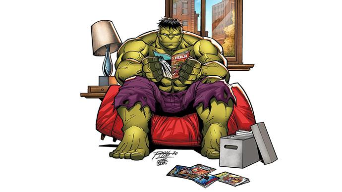 Hulk Ron Lim