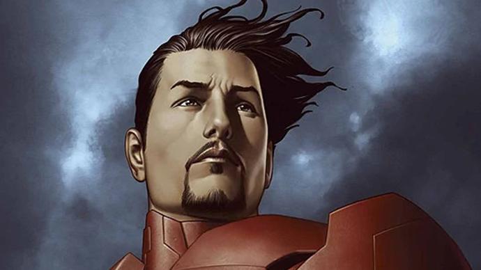 Iron Man Extremis Adi Granov