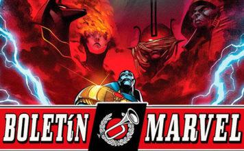 Boletín Marvel 30