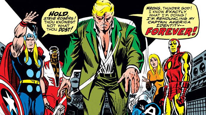 Capitán América Imperio Secreto
