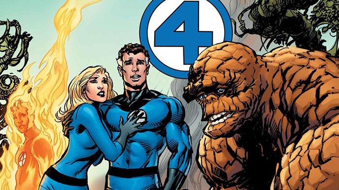 Fantastic Four Antithesis Neal Adams