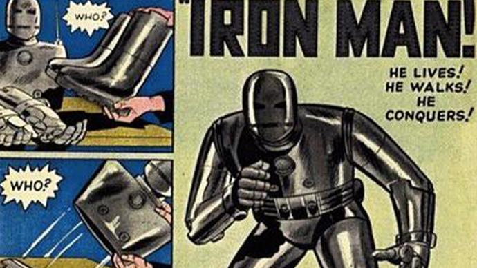 Tales of Suspense Iron Man