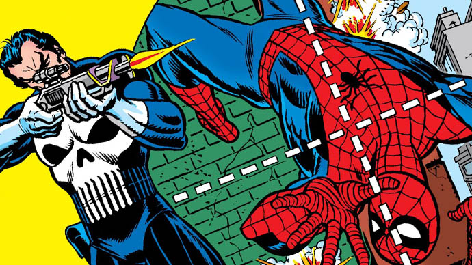 Spiderman Castigador