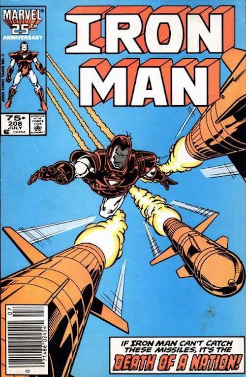 Iron Man nº 200 EEUU