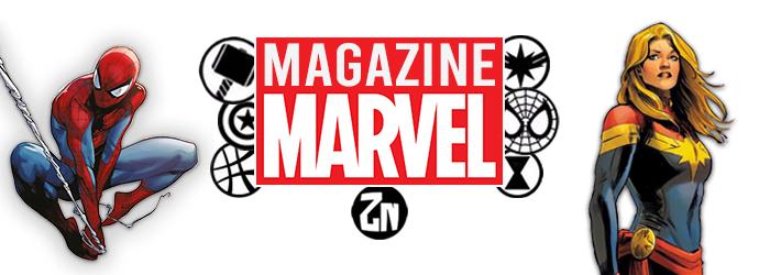 Magazine Marvel España logo