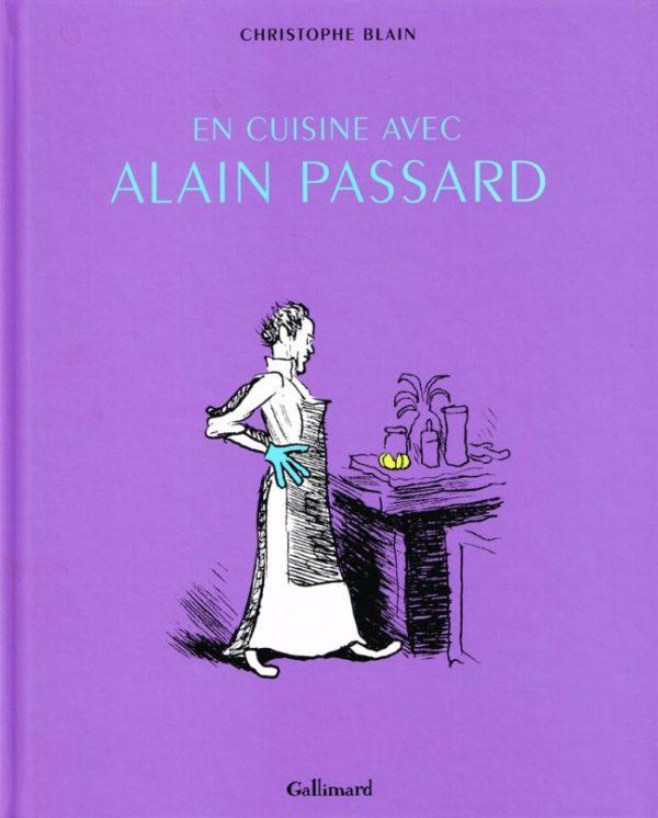 En la cocina con Alan Passard