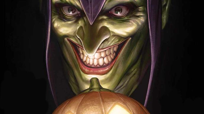 Green Goblin Duende Verde Amazing Spider-Man 850