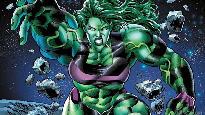 The Immortal She-Hulk Empyre