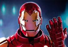 Iron Man vuelve en septiembre de 2020 con Christopher Cantwell y CAFU