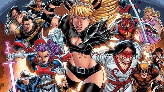 X of Swords Handbook cover