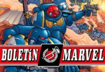 Boletín Marvel #35