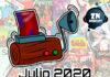 ZNPodcast #84 - Reseñotrón julio 2020