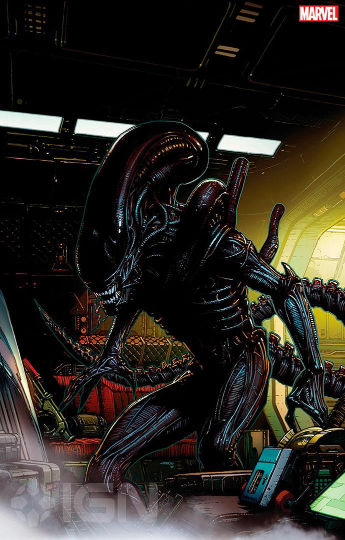 Alien en Marvel