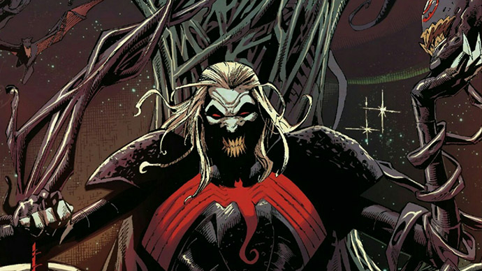 Knull Venom Donny Cates