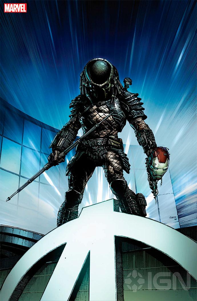 Predator en Marvel