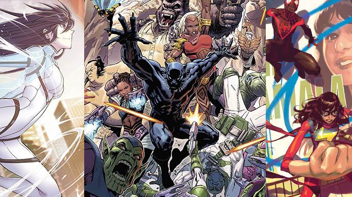 Publicaciones cancelaciones Marvel 2020