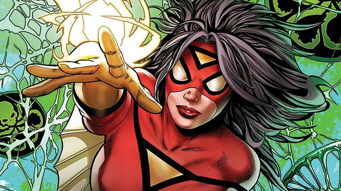 Spider-Woman #100 Greg Land