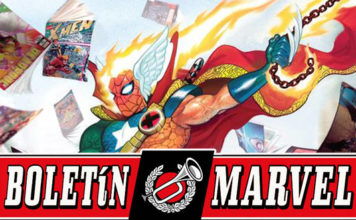 Boletín Marvel #41