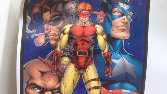 Daredevil Heroes Reborn Liefeld