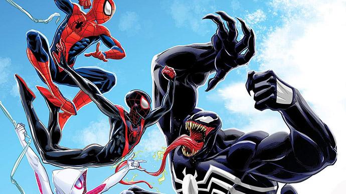 Marvel Action Spider-Man IDW