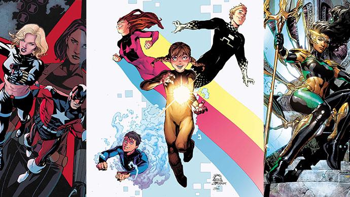 Marvel november 2020