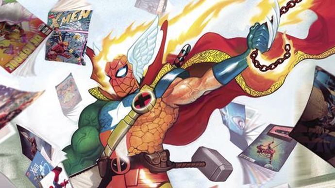 Marvel Variant Covers Complete History