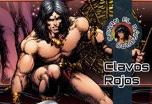 Conan: Clavos Rojos