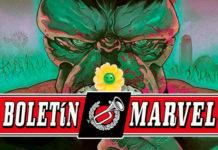 Boletín Marvel #45