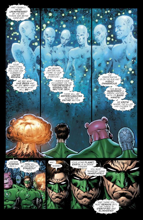El Green Lantern
