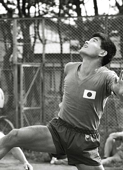 Saburo_Kawabuchi_1964