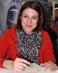 autora de cómic Sara Pichelli