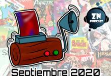 ZNPodcast #93 - Reseñotrón septiembre 2020