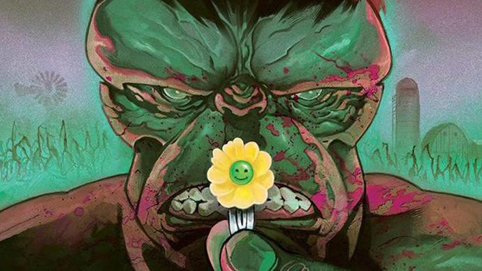 Immortal Hulk Mike Del Mundo