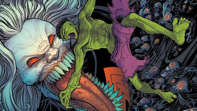 King in Black Immortal Hulk