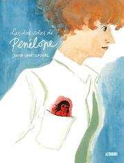 Portada Las dos vidas de Penélope de Judith Vanistendael