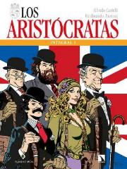 portada de Los Aristócratas