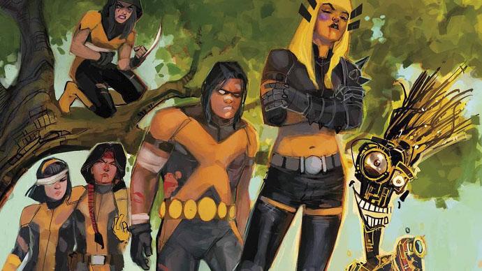 Nuevos Mutantes New Mutants 14 Rod Reis