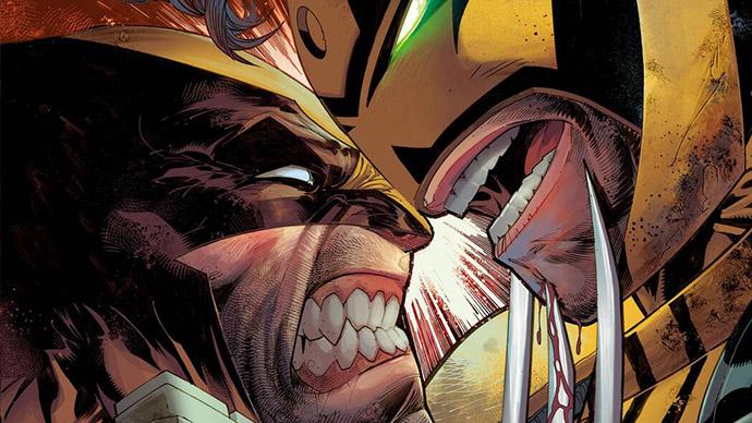 Wolverine #350 Lobezno Maverick