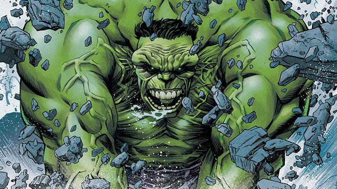 Immortal Hulk Flatline Declan Shalvey