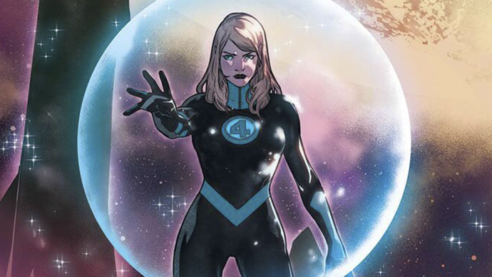 Marvel Stormbreakers Variant Cover Fantastic Four Silva