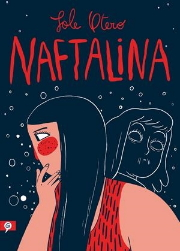 Portada Naftalina Sole Otero