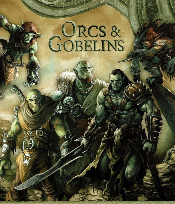 Orcos y Goblins